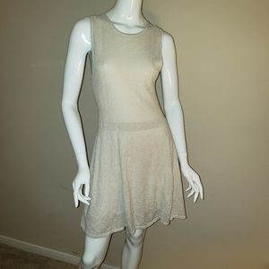 American Eagle Outfitters sparkely sweater dress